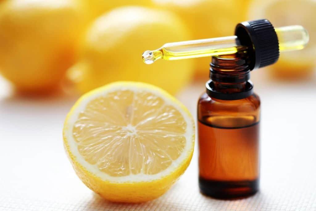 Лечение грибка эфирным маслом лимона