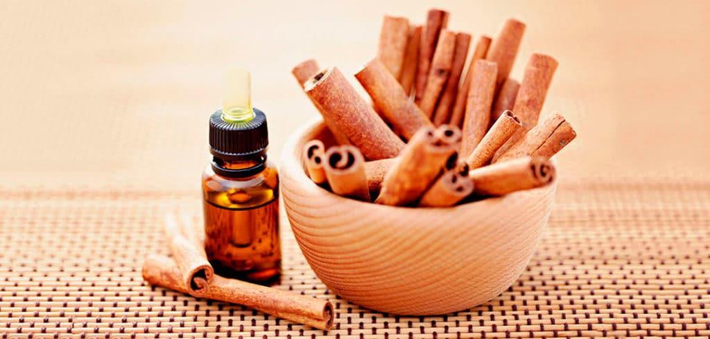 Эфирное масло корицы от грибка