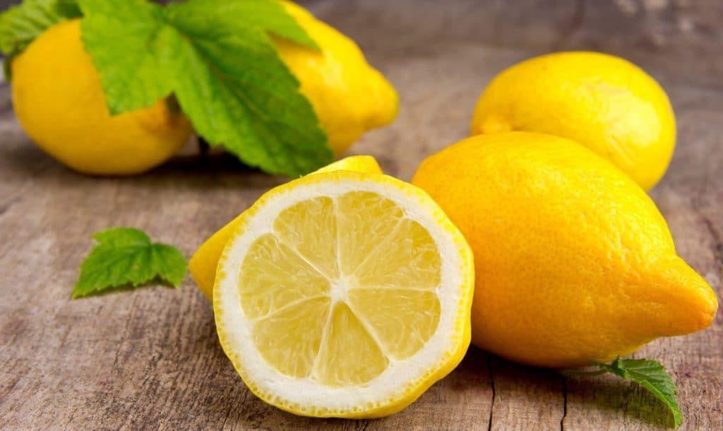 Лимон от грибка