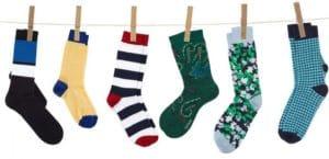 Как стирать носки чтобы не было запаха