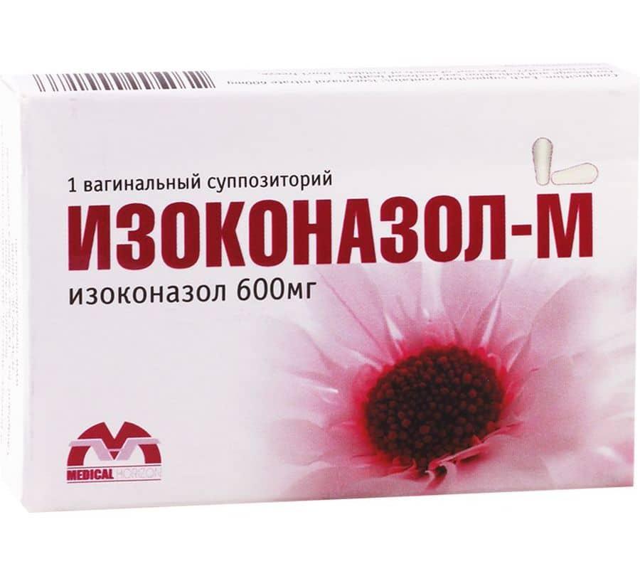 Изоконазол: инструкция по применению и цена