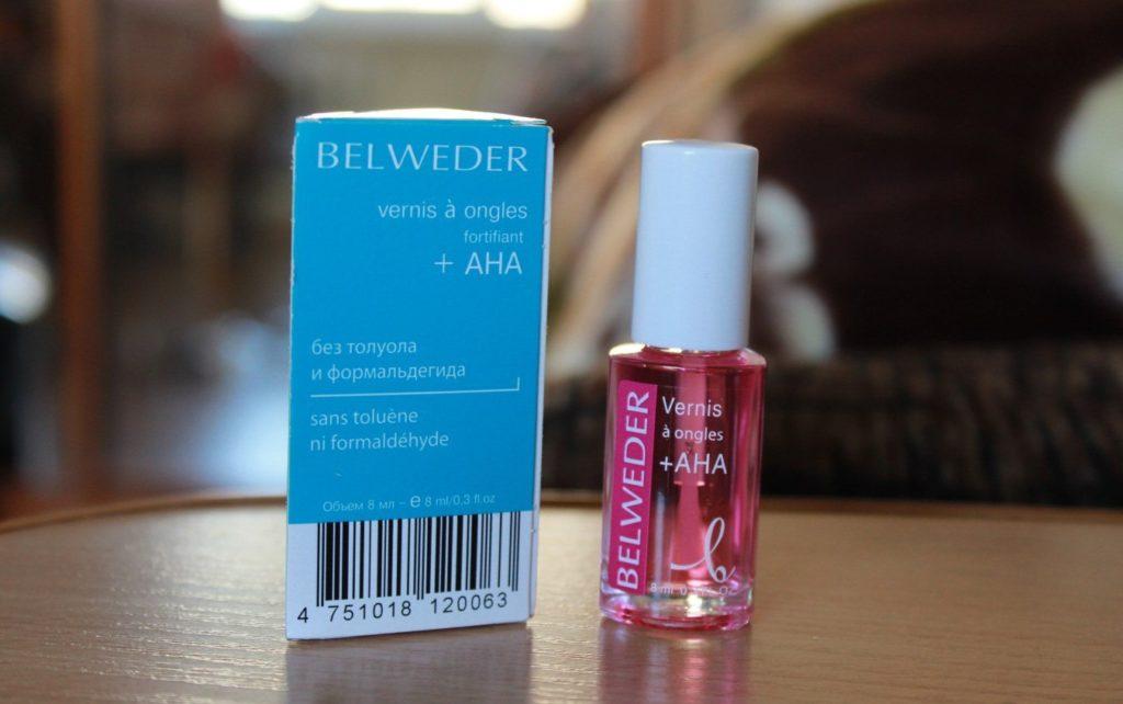 Лак для ногтей Бельведер
