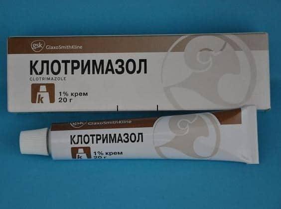 Клотримазол для лечения грибковых инфекций