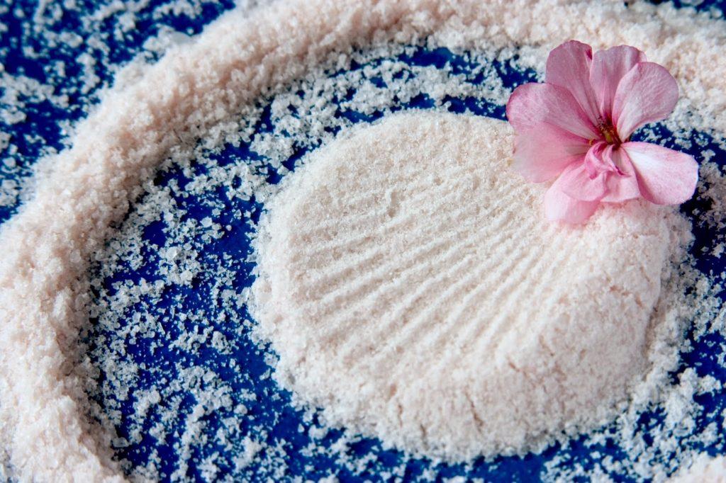 Лечение грибка у детей морской солью