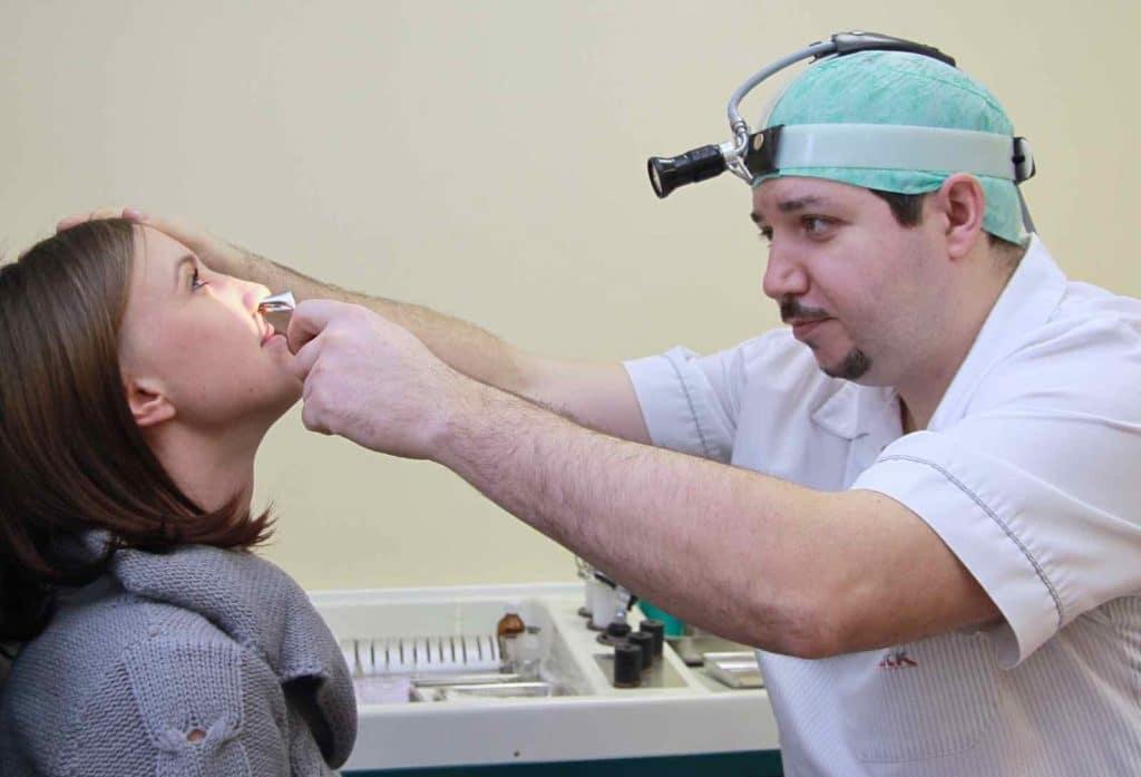 Диагностика грибка в носу