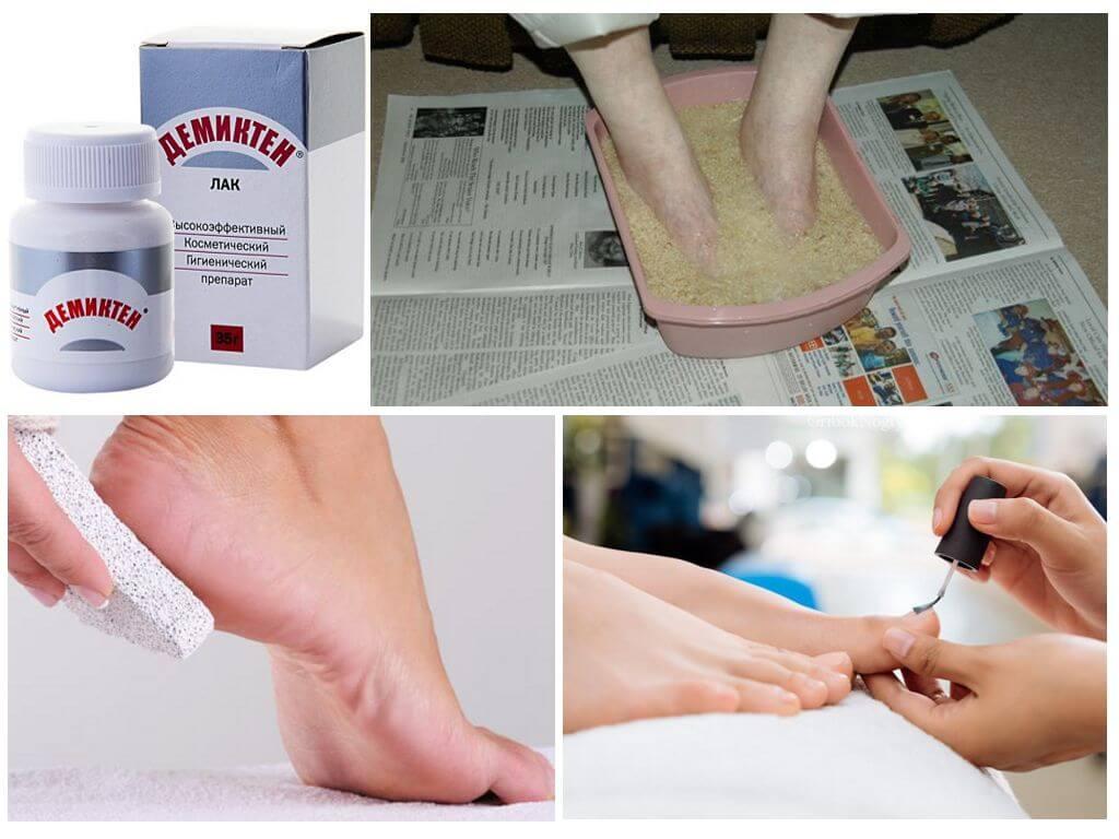 Инструкция по применению лака для ногтей Демиктен
