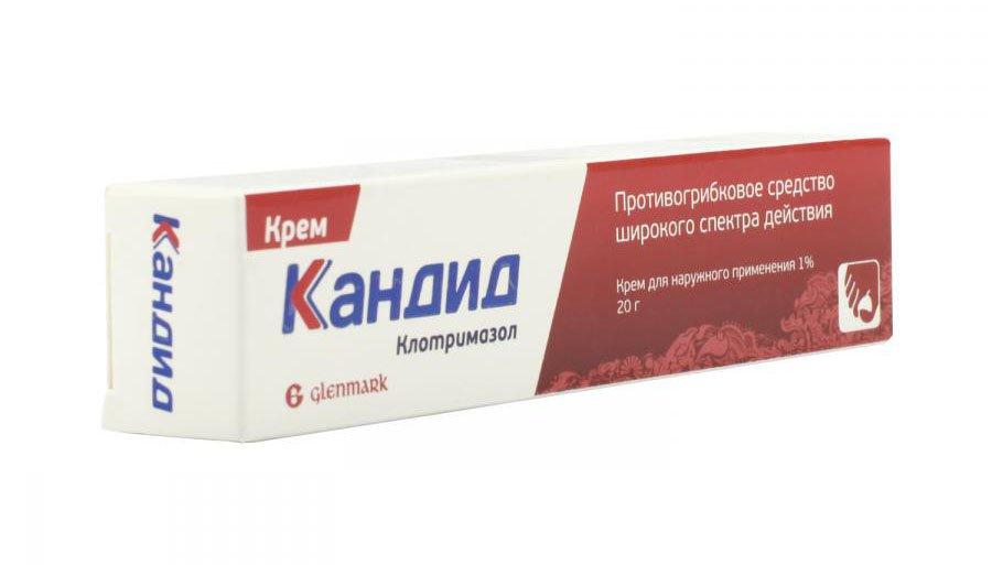 Инструкция по применению препарата Кандид