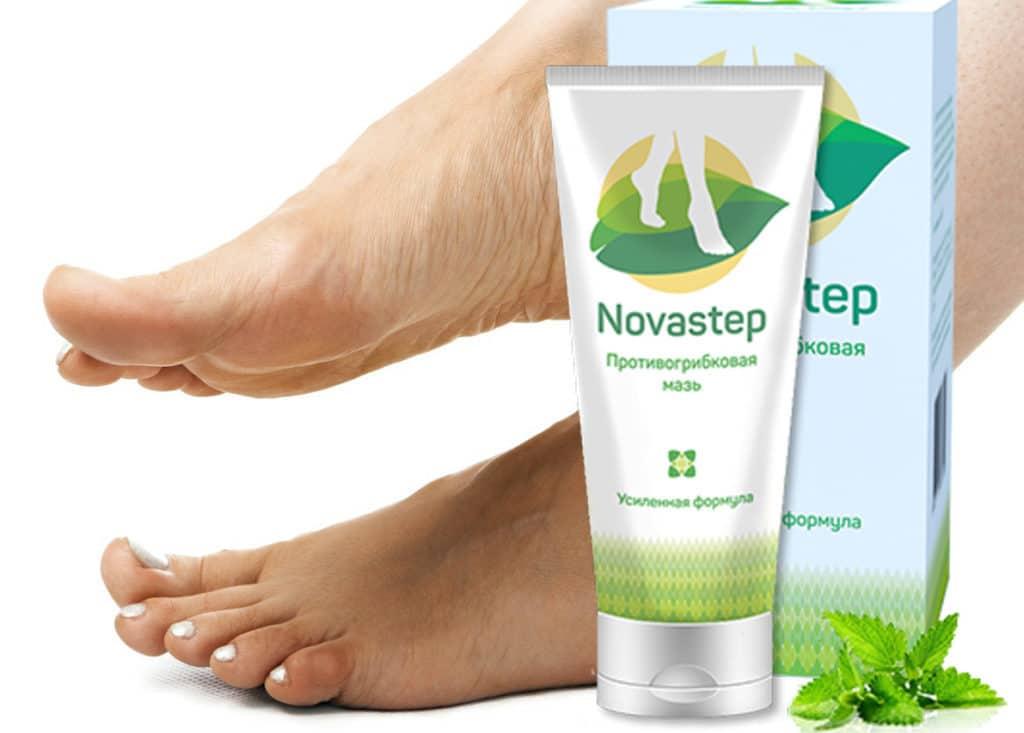 Novastep от грибка: цена и реальные отзывы