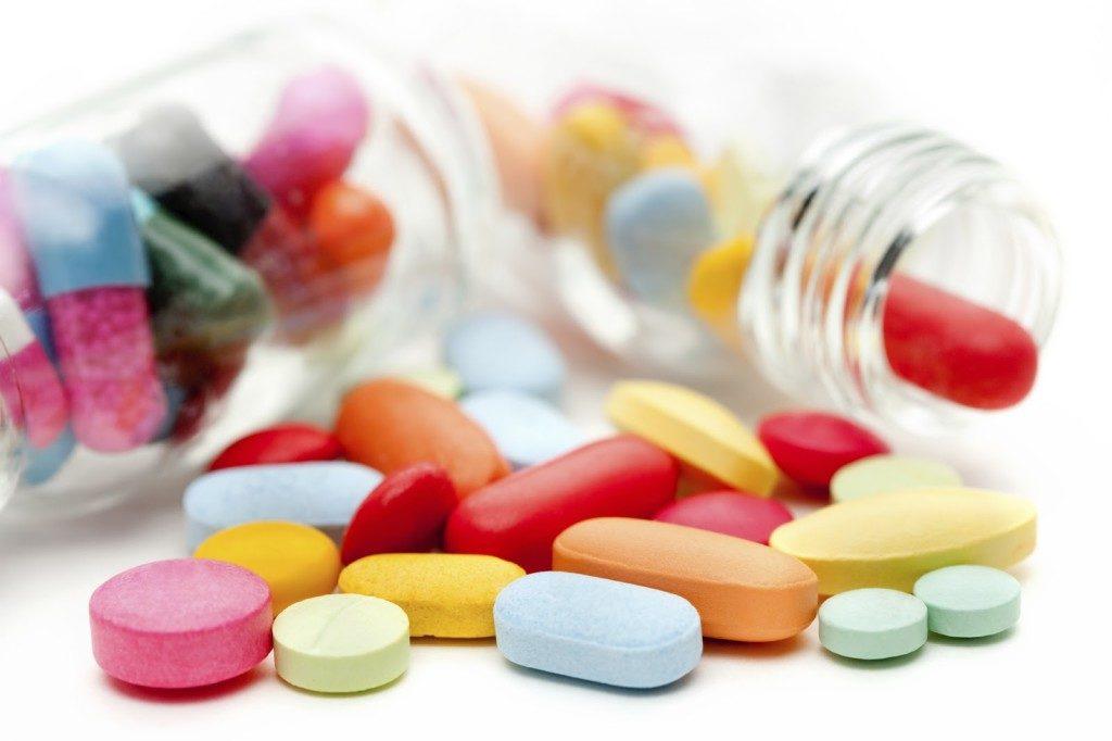 Лекарственное взаимодействие препарата Микогель