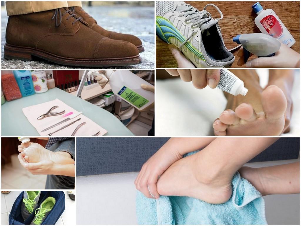 Советы по профилактике грибкового поражения ногтя большого пальца ноги