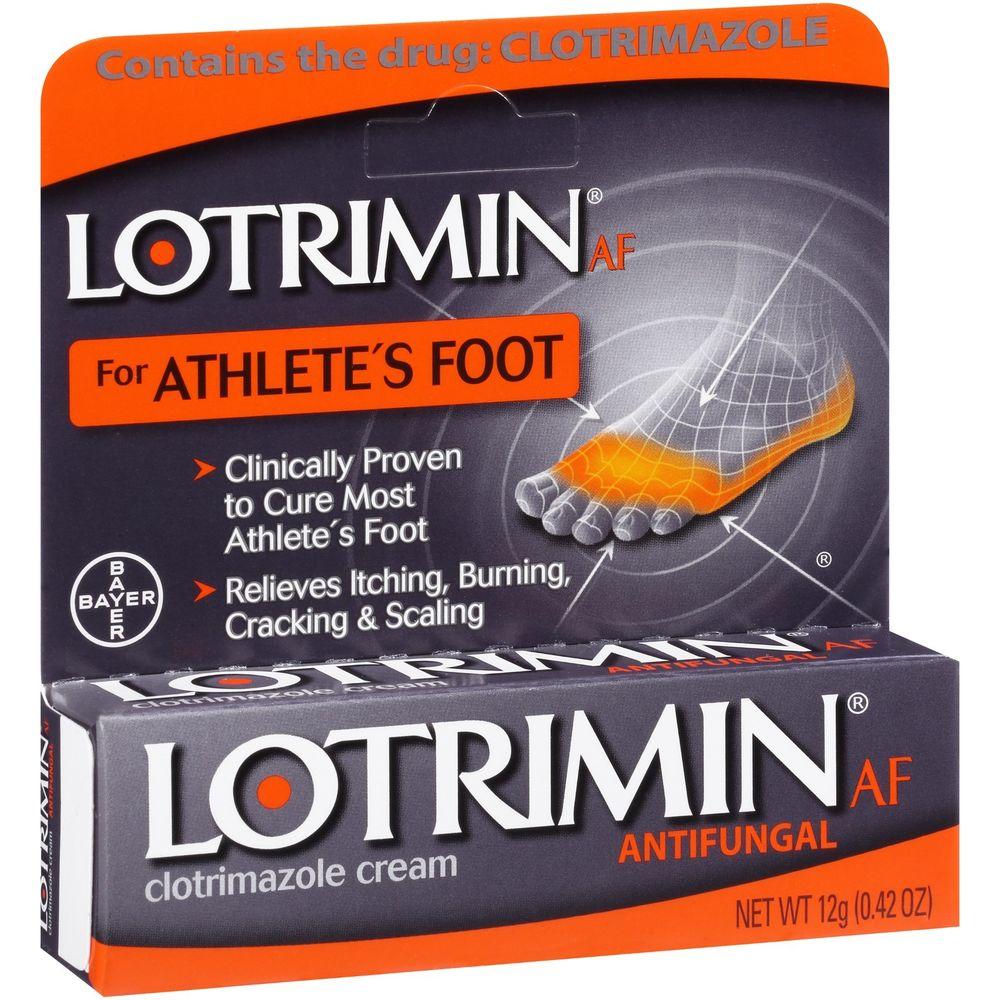 Состав и форма выпуска препарата Лотримин