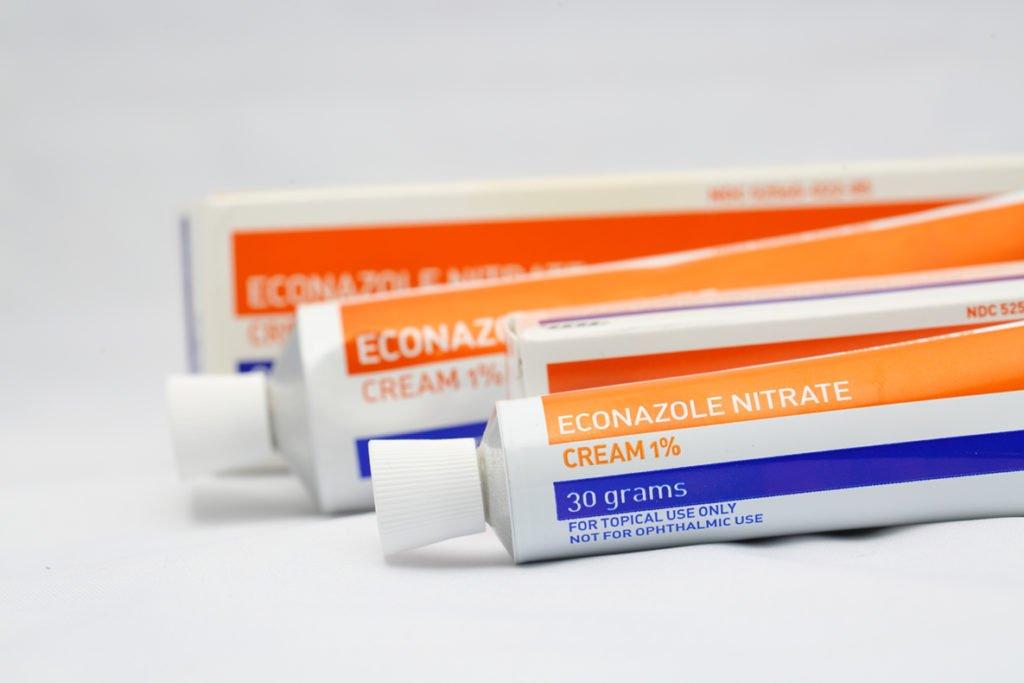 Эконазол: лекарственные формы и способ применения
