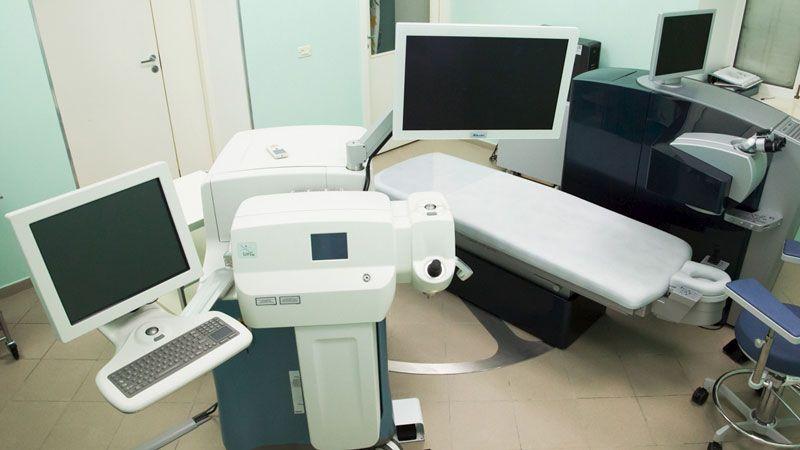 Фемтосекундный лазер для лечения катаракты