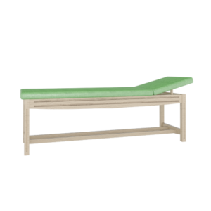 Медицинская кушетка деревянная